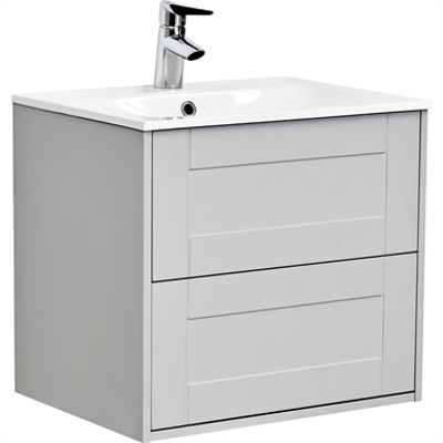 Image for Gabriella Vanity unit with mineral composite basin