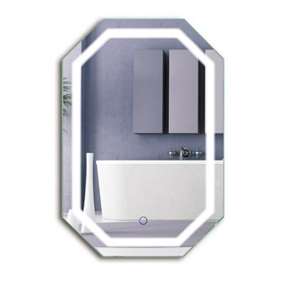 Image for Tudor Octagon LED Wall Mirror