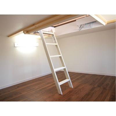 Image for アルミ製床下昇降ステップ 踏板4段 UDS-110EN