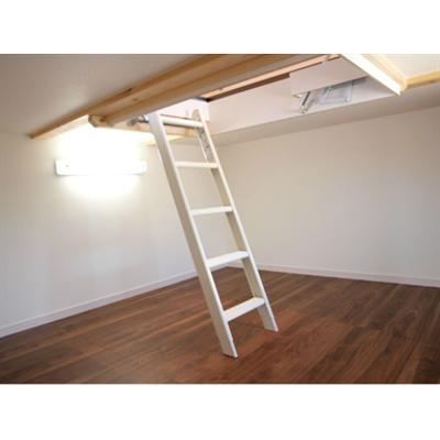 Image for アルミ製床下昇降ステップ 踏板5段 UDS-130EN