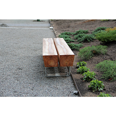 Image for Nordfjell Collection Timber Bench