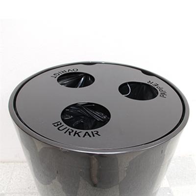 Image for Hinken, litterbin for recycling