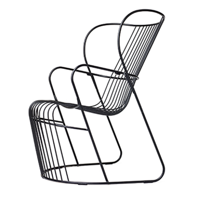 Image for Kaskad, lounge chair