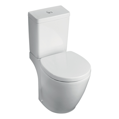 Image for Chiani Compact Close Coupled WC Pan