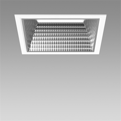 Image for Echo Square LED Recessed Downlight 4000K L190 mm