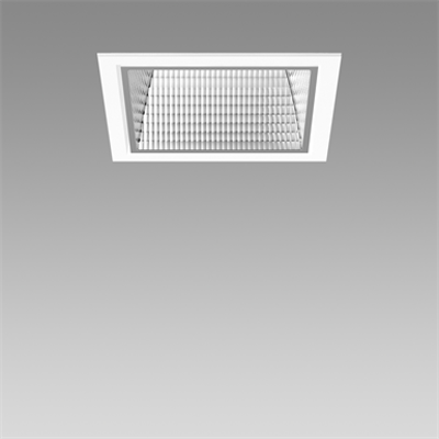 Image for Echo Square LED Recessed Downlight 3000K L140 mm