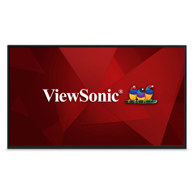 Image for ViewSonic® CDM4900R Commercial Display