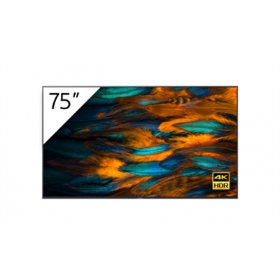 "Image pour FW-75BZ40H 75"" BRAVIA 4K Ultra HD HDR Professional Display"