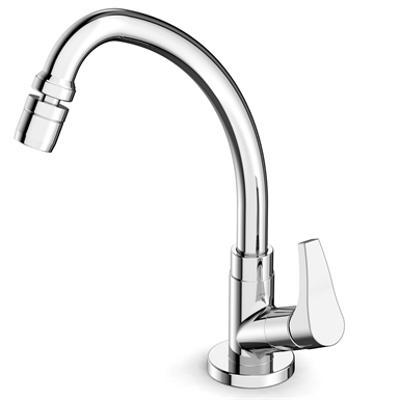 Image pour LIKE deck sink tap swivel spout