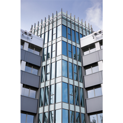 Image for Curtain Wall - KADRILLE AA100 50mm Dual Colour