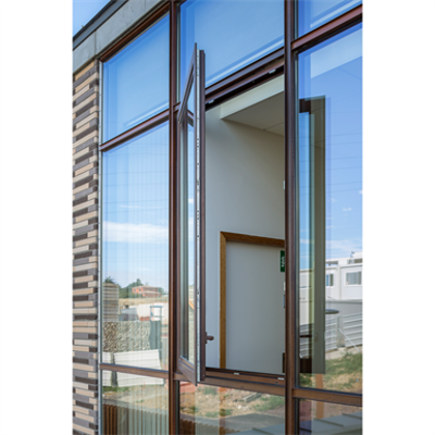 Image for Curtain Wall - KADRILLE AA100 50mm Cascade Drainage