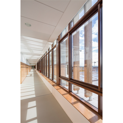 Image for Curtain Wall - KADRILLE AA100 50mm SSG