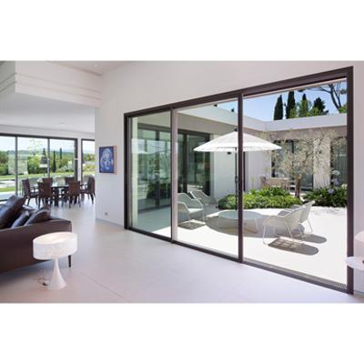 afbeelding voor Sliding Pocket Window Monorail 2 leaves - KASTING