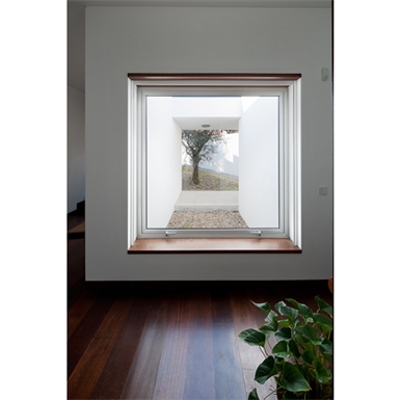 Image for Asymmetric French Window - KALORY