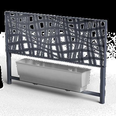 Image for A-LINEA Treillis barrier