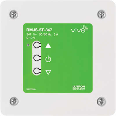 Image for Vive 347V Dimming Module with 0-10V Control