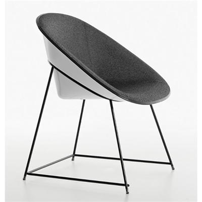 Image for CUP armchair