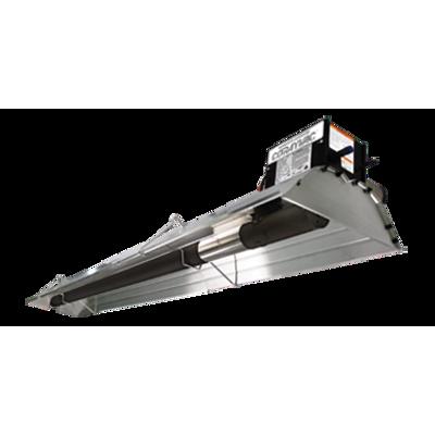 kuva kohteelle CORAYVAC® and CORAYVAC® Modulating Heating Control; Custom-designed infrared heating system