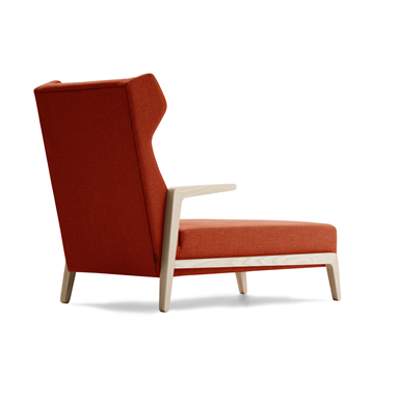 Image for BOOMERANG CHILL CHAISE LONGUE RIGHT ARM 003.142.H.D