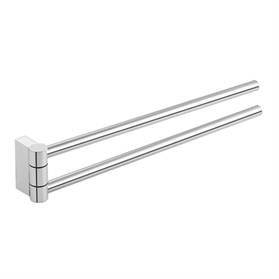 Image for PROJECT Swivel Double Towel Rack
