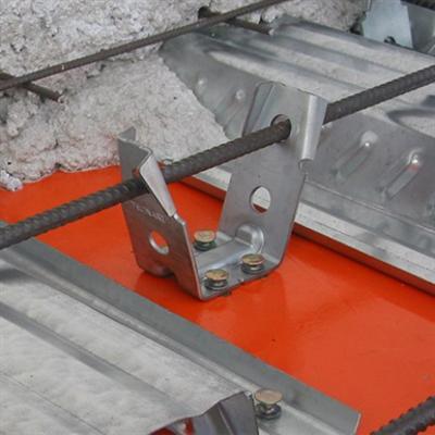 afbeelding voor DIAPASON - Connector for steel floor