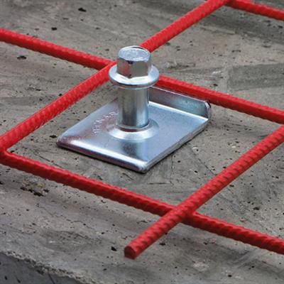 CT CEM - Connector for concrete floor 이미지