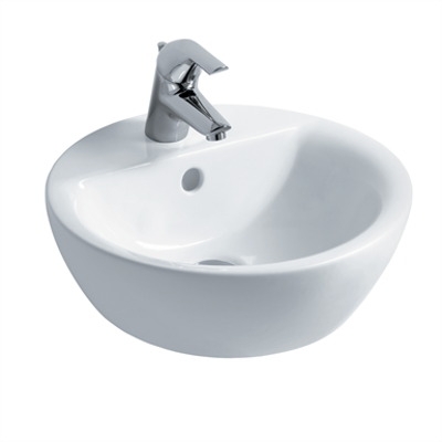 Image for Concept Sphere 43cm Vessel Washbasin, 1 Taphole