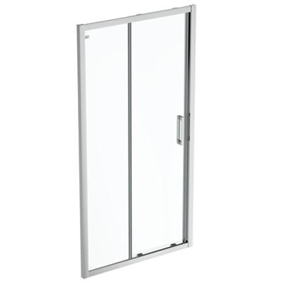รูปภาพสำหรับ CONNECT 2 SLIDER DOOR 105 CLEAR GLASS