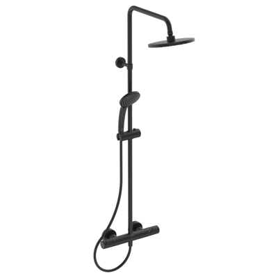 Image pour CERATHEM RIM-MOUNTED T25 HAND SHOWER SPRAY THERMOSTATIC EXPOSED