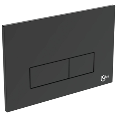 Image for OLEAS M2 FLUSH PLATE DUAL WHITE IDEAL STANDARD BRANDED