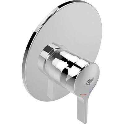 Image for MELANGE Shower Mixer B-IN Chrome KIT2/A1300NU