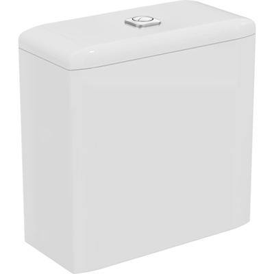 Image for TONIC II CISTERN BSIO WHITE 4.5/3L DFV