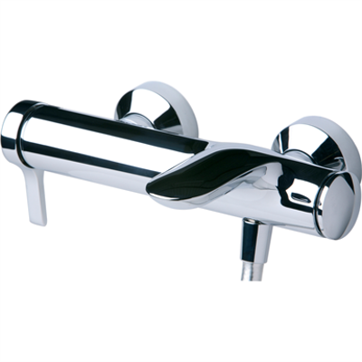 Image for MELANGE exposed bath shower single lever mixer