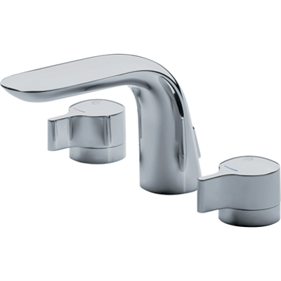 Image for MELANGE 3 hole single lever bath shower mixer
