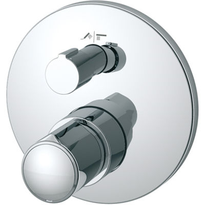 Image for MELANGE thermostatic build-in bath shower mixer