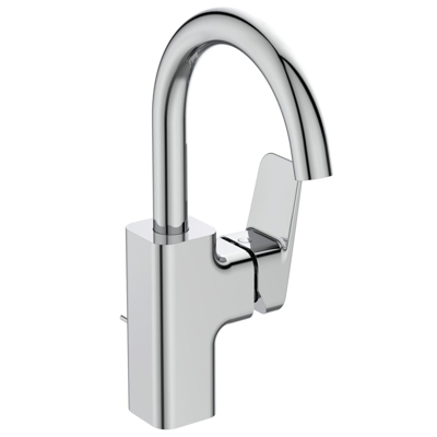 Image for CERAPLAN BASIN MIXER H200 RTD TUBULAR SPOUT H180 Display Product