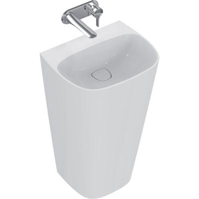 Image for MELANGE wall mounted basin mixer