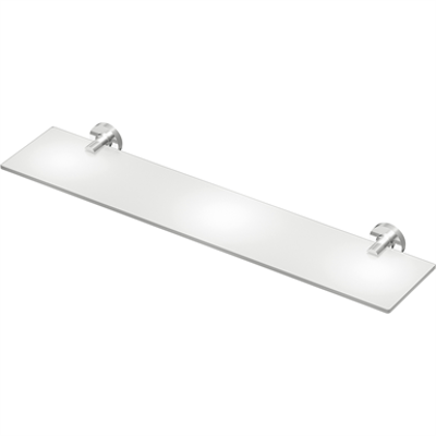 Image for IOM 520MM SHELF - FROSTED GLASS