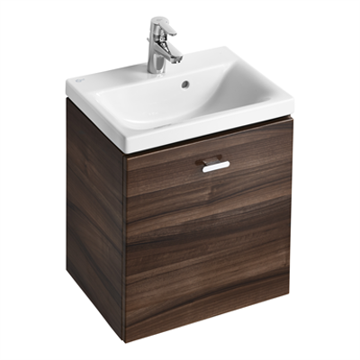 Image pour Concept Space 55cm Washbasin 1 Taphole