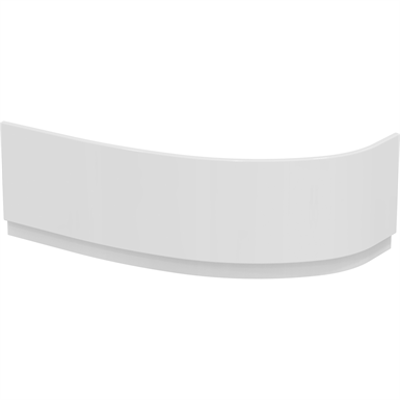 HOTLINE FRONTPANEL 160 LEFT WHITE图像