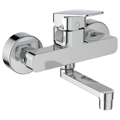 Image for CERAPLAN BASIN MIXER EXPOSED