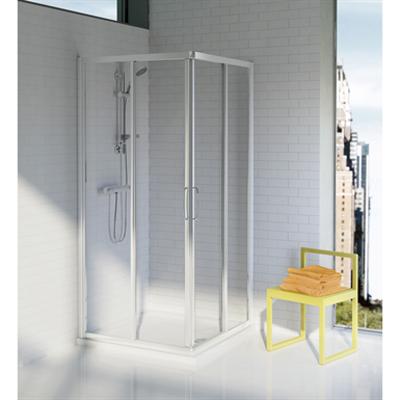 รูปภาพสำหรับ TIPICA A Shower Enclosure 80X80 TRANSP.White