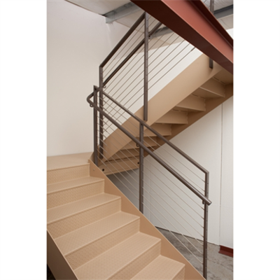 Image for S200 Checker Plate Stairs