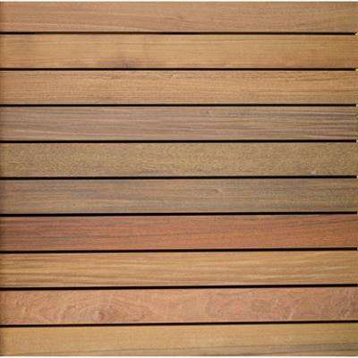 Image pour Bison Wood Deck Tiles