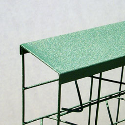 Image for greenscreen®:  Accessories - Steel Channel Trim