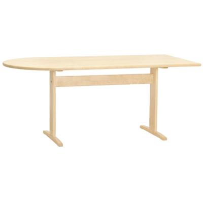 Image for Björka Semi-Circular Table