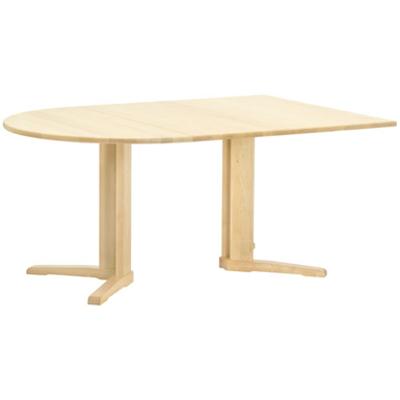 Image for Björka Semi-Circular Pedestal Table