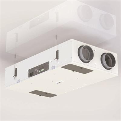 Image for Heat recovery ventilation DX System - DXR Unit