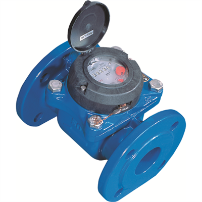 Image for MWN 80 -NK; -NO; -NKO; -NKOP Nubis Propeller Water Meter (Woltman) with Horizontal Rotor Axis