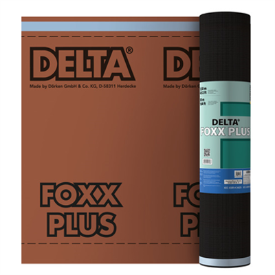 Image for DELTA®-FOXX PLUS - Pitched roof course 0.3mm